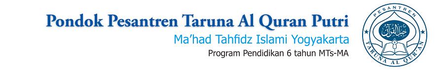 Pondok Pesantren Taruna Al Quran Putri